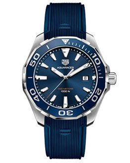 Tag Heuer Aquaracer Blue Dial Mens Watch