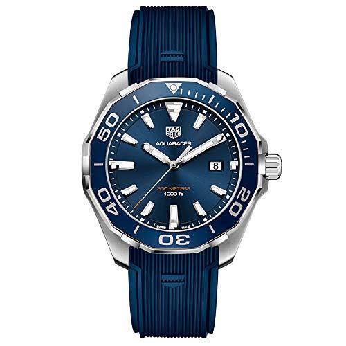 Tag Heuer Aquaracer Blue Dial Mens Watch