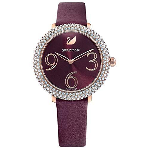 Swarovski Crystal Frost Watch