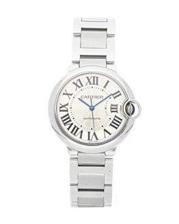 Cartier Ballon Bleu de Cartier Mechanical (Automatic) Silver Dial Mens Watch
