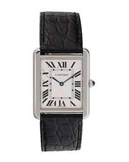 Cartier Tank Solo Automatic-self-Wind Female Watch