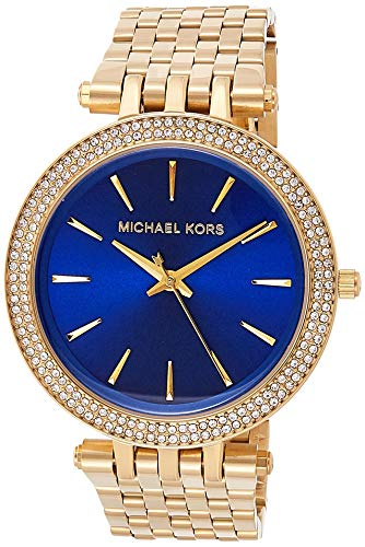 Michael Kors Women's Darci Gold-Tone Watch