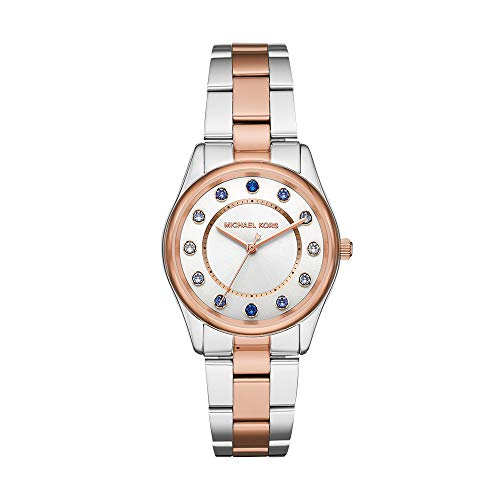 Michael Kors Women's - Colette Two-Tone/Silver One Size