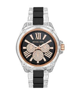 Michael Kors Women's Wren Stainless Steel Quartz Watch