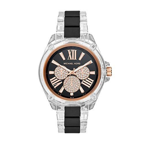 Michael Kors Women's Wren Stainless Steel Quartz Watch