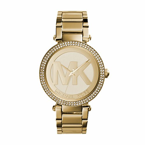 Michael Kors Goldtone Parker Watch