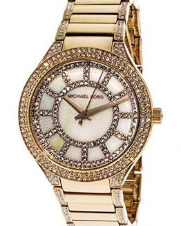 Michael Kors Women's Kerry Rose-Gold Stainless-Steel