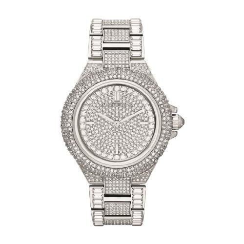 Michael Kors Camile Crystal Pave Dial Crystal Encrusted Ladies Watch