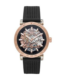 Michael Kors Men's Greer Automatic Watch with Silicone Strap