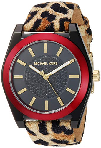 Michael Kors Women's Channing Stainless Steel Quartz Watch