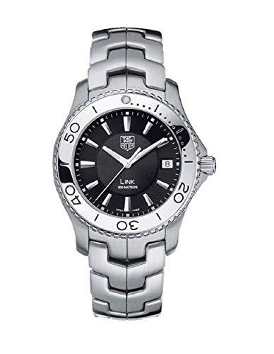TAG Heuer Men's Link Quartz Stainless Steel Watch