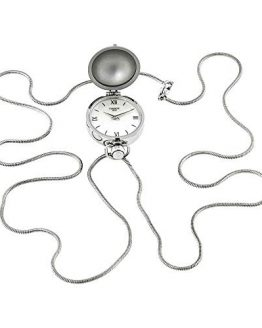 Tissot Pendants Mother of Pearl Pocket Watch