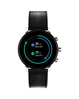 Movado Connect 2.0 Unisex Powered with Wear OS by Google Stainless Steel