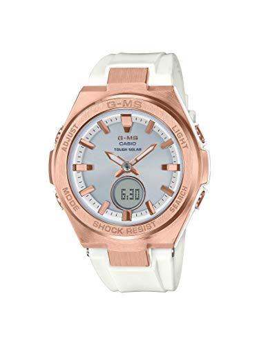 G-Shock White/Rose Gold One Size