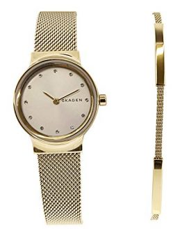Skagen Box Set - Gold One Size
