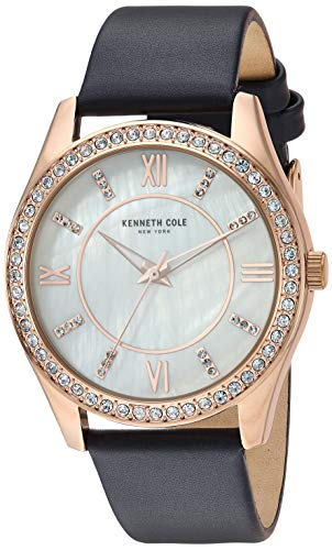 Kenneth Cole New York Women's Classic Stainless Steel Analog-Quartz Watch