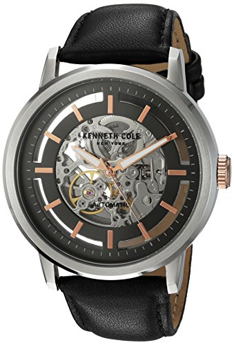 Kenneth Cole New York Men's Automatic Analog Display Japanese Automatic