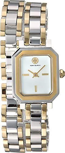 Tory Burch Robinson Mini Double Wrap - Two-Tone One Size