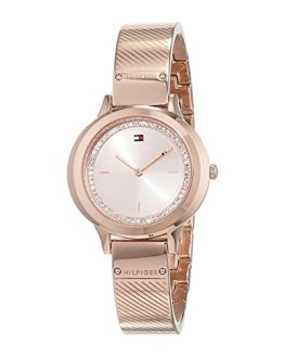 Tommy HilfigerLadies Analog Rose Gold Business Quartz Tommy Hilfiger Olivia