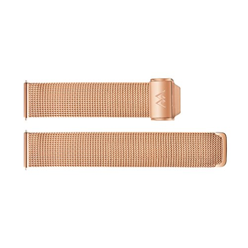 Welly Merck 18mm / 20mm Stainless Steel Quick Release Mesh Strap