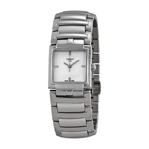 Tissot Women's White Dial Watch