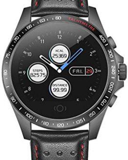Smart Watch 9 Sport Modes Step Calorie Counter Notification Support Heart