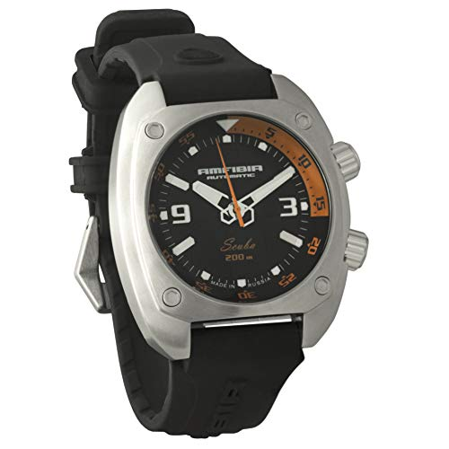 Vostok Amfibia Russian Mens Automatic WR200m Wrist Watch