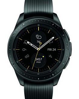 Samsung Galaxy Watch smartwatch (42mm, GPS, Bluetooth, Wifi)