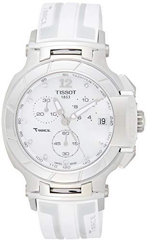 Tissot T-Racechronograph Rubber Ladies Watch