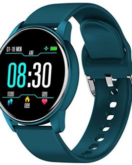 Smart Watch Heart Rate Monitor Pedometer Calorie Step Counter Sport Modes