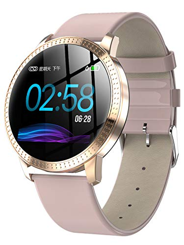 Smart Watch for Women Step Calorie Counter Heart Rate Monitor Outdoor Music