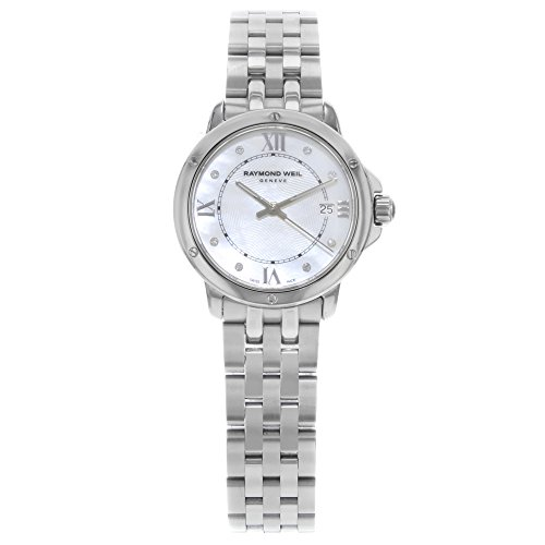 Raymond Weil Tango Silver Dial Stainless Steel Quartz Ladies Watch