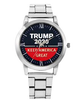 Quartz Wristwatch 2020 Trump Watches for Men Women