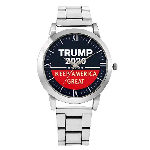 Quartz Wristwatch 2020 Trump Watches for Men Women