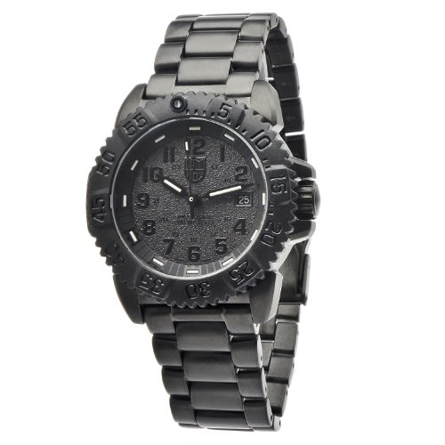 Luminox Men's 3152.BO Colormark Blackout Luminescent Watch