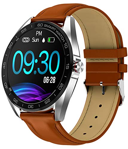 Smart Watch Heart Rate Sleep Tracker Blood Pressure Calorie Counter