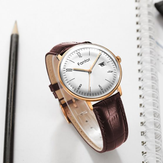 Fantor Casual Dress Men Simple Classic Wrist Watch