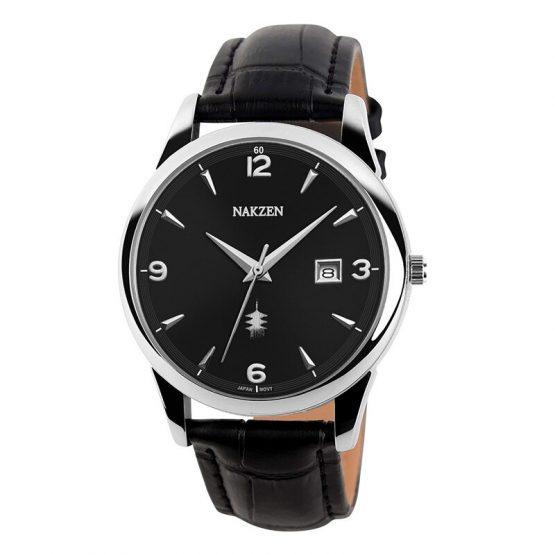 NAKZEN Classic Wrist Watch Brand Luxury Waterproof Clock Male