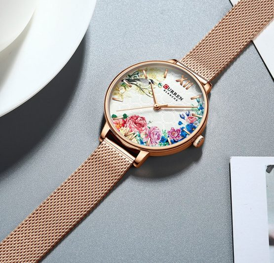 Luxury Ladies Watch Women Waterproof Bracelet Clock