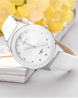 Ceramic Water Resistant Ceramic Sports Women Wrist Watch