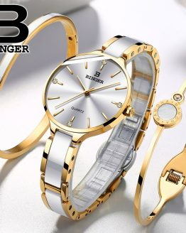 Crystal Fashion Bracelet Watches Ladies Women wrist Watches