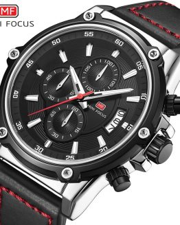 MINI FOCUS Men's Wrist Watch Men Waterproof