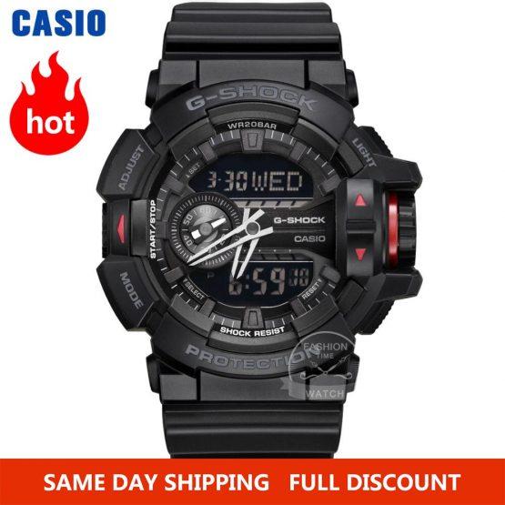 Casio watch men G-SHOCK top luxury set military