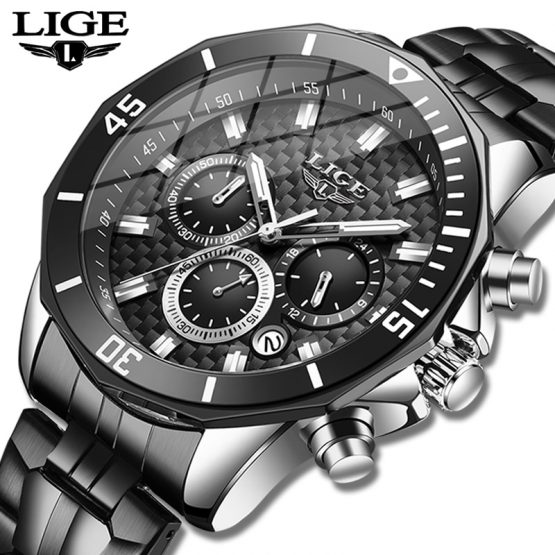 Luxury Fashion Sports Watch For Men Army Military Waterproof