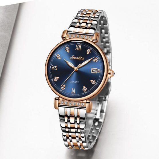 Brand Creative Design Steel Women's Wrist