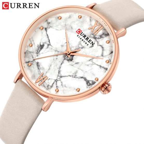 CURREN New Lady Woman Wrist Watches High Quality