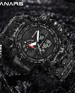 Men Sports Military Men Wrist Watch