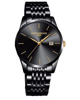 Ultra-Thin Waterproof Casual Watch Men Luxury